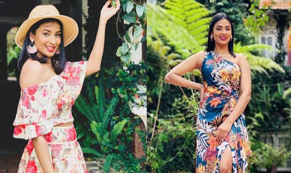 Ratu Kecantikan Malaysia Buka Warung Sembako Gratis